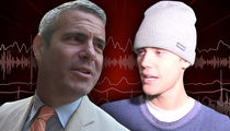 Andy Cohen -- I'd Bang Bieber ... But No Kimye Threesome For Me (AUDIO)