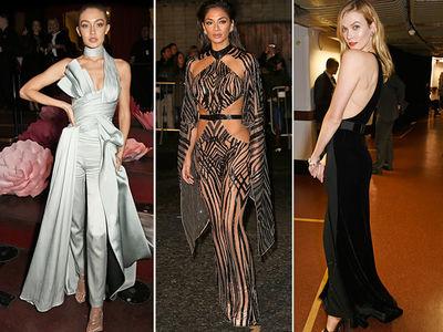 Fashion Awards 2016 -- Glitz, Glamour and Gigi & Friends (PHOTO GALLERY)