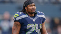 Marshawn Lynch -- Probably Donated $2,400 to Oakland Fire Victims (PHOTO)