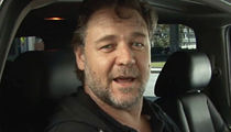 Russell Crowe -- D.A. Rejects Azealia Banks Case ... SHE Was On the Attack