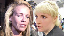 Oakland Fire -- Chelsea Handler Gives Big for Relief ... Lena Dunham Chips in Too