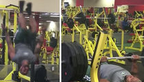 OBJ's Cousin -- Check Out My Flippin' Awesome Workout!! (VIDEO)