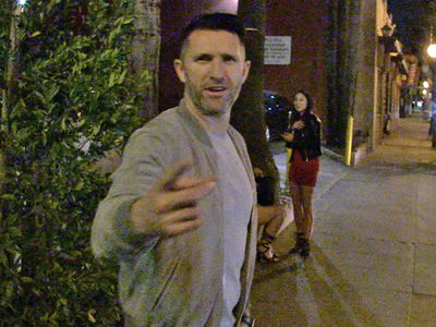Robbie Keane Says LA Galaxy Are DOOMED 'Cause He's Leaving (VIDEO)