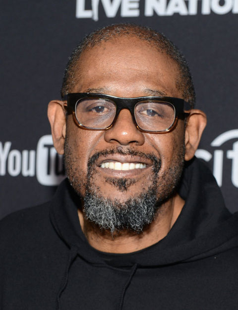 Forest Whitaker is now 55 years old.