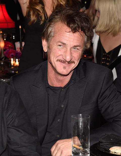 Sean Penn is now 56 years old.