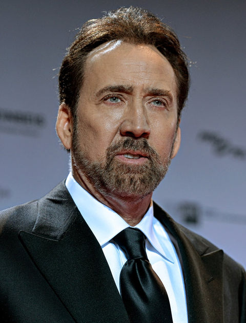 Nicolas Cage is now 52 years old.