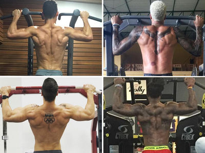 Guess the Celebrity Back Muscles