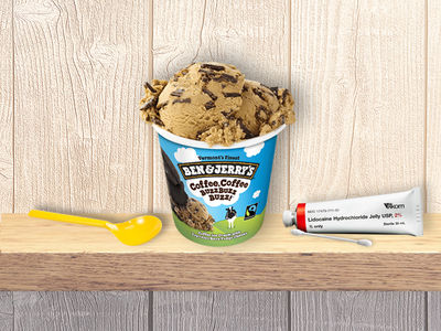 Ben & Jerry's Sued for Ice Cream Causing Mouth Sores (PHOTO)