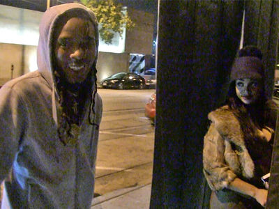 Fetty Wap & Baby Mama Masika Have A Date Night (VIDEO)