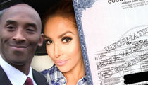 Kobe Bryant's Daughter's Name is Bianka Bella Bryant (DOCUMENT)