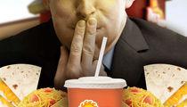 Del Taco Grub Put Me in a Coma, O.C. Customer Sues