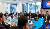 Donald Trump Didn't Invite Twitter to Tech Summit (PHOTO)