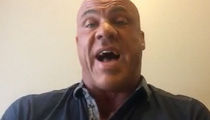 Kurt Angle Says His Addiction Recovery App Could Save Lamar Odom (VIDEO)