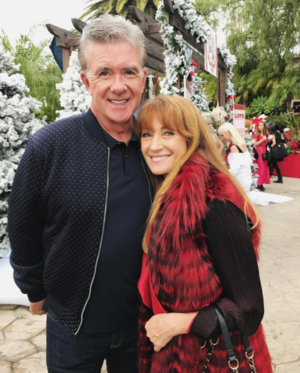 Alan Thicke -- Was Happy and Healthy at Holiday Party ... Days Before Death
