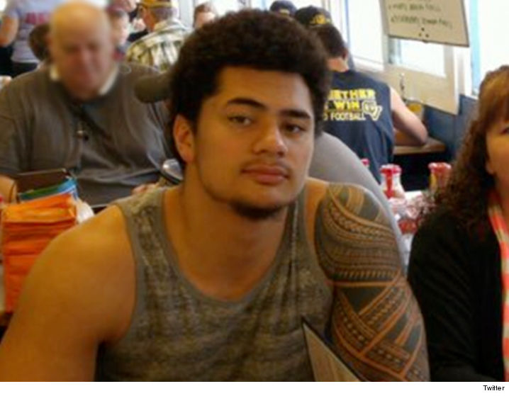 Ex-USC Linebacker Osa Masina Sentenced to Jail ... For Sexual Battery