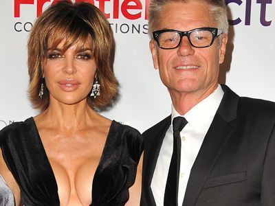 Just WOW! Lisa Rinna & Harry Hamlin's GORGEOUS Model Daughter Shows Serious Skin