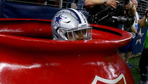 Ezekiel Elliott's Stunt Triggers Salvation Army Donation Boom ... $21 Donations!