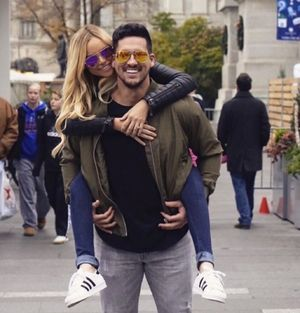Amanda Stanton And Josh Murray -- Before the Split