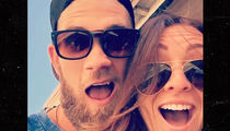 Bryce Harper Gets Married In Iconic Mormon Temple (PHOTOS)