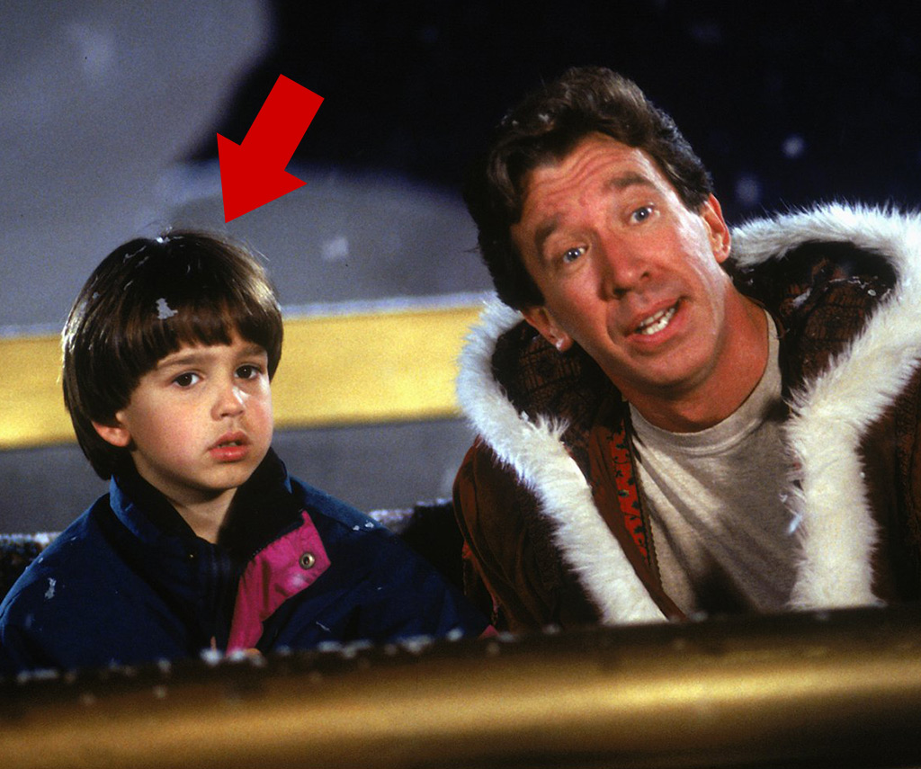 """Eric Lloyd is best known for playing St. Nick's son, Charlie, in the 1994 Christmas movie """"The Santa Clause."""""""