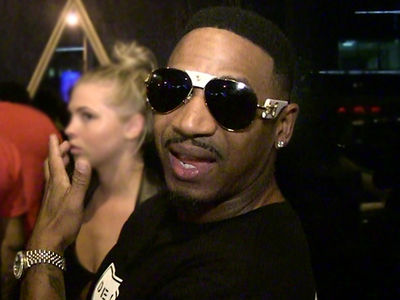 Stevie J's DNA Test Proves He's the Father