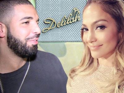 Drake & J Lo Headed for Romance