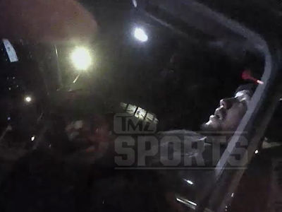 Michael Floyd DUI Arrest Video Shows NFL Star Passed Out at the Wheel (VIDEO)