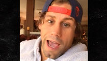 Urijah Faber Says He's 100% Done With Fighting ... My Heart's Not In It Anymore (VIDEO)
