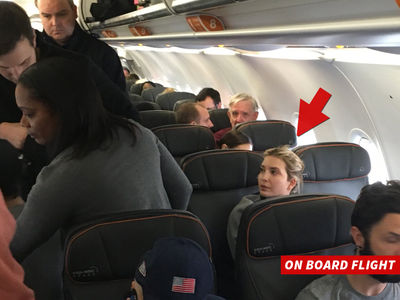 Ivanka Trump Accosted by Passenger on JetBlue Flight (PHOTO + UPDATE)