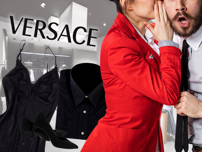 Versace Accused of Using Secret 'Code' for Black Customers