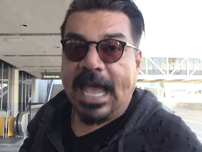 George Lopez -- Tiger Woods and Trump ... 'Just a Couple of White Dudes Playin Golf' (VIDEO)