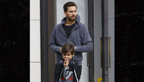 Mason Disick Takes Aim at Paparazzi (PHOTO)