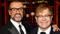 Elton John 'In Deep Shock' Over George Michael's Death