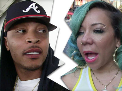 T.I.'s Wife Tiny Files for Divorce