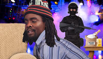 Wale's Tour Rider Includes Real Furniture, Organic Sugars and Armed Security