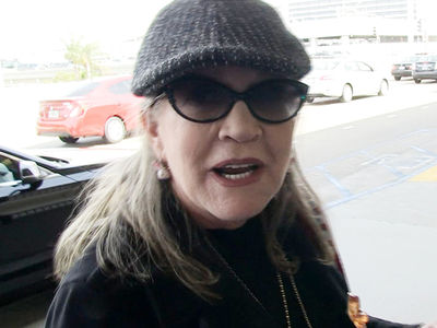 Carrie Fisher Heart Failure a Real Problem on Commercial Flights