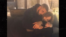J Lo & Drake Take Late Night Picture (PHOTO)