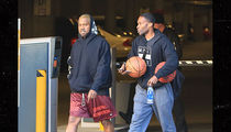 Kanye West's Workouts Are Amped-Up ... And They're Helping His Recovery