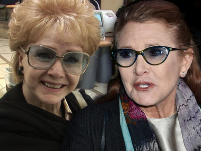 Debbie Reynolds, Carrie Fisher Will Rest Together Forever at Forest Lawn