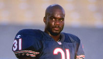 Rashaan Salaam's Cause of Death Ruled 'Suicide' (UPDATE)