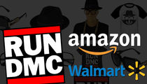 Run-DMC Sues Walmart, Amazon for $50 Million (PHOTO GALLERY)