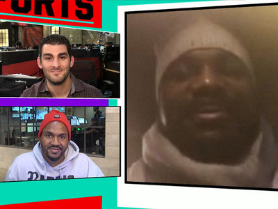 Marcell Dareus Says to Bet $1 MILLION On 'Bama ... We're Unstoppable (VIDEO)