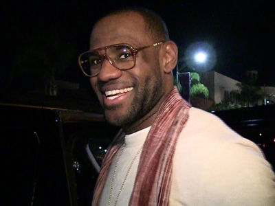 LeBron James Celebrates 32nd Birthday in Charlotte