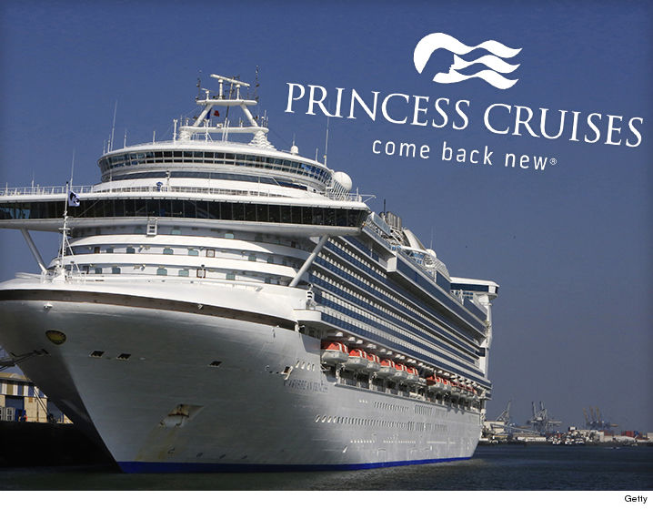 Princess Cruise Passenger Sues For Sewage Slip And Fall TMZcom - Cruise ship sewage