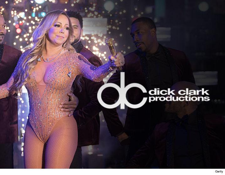 Dick clarke new years