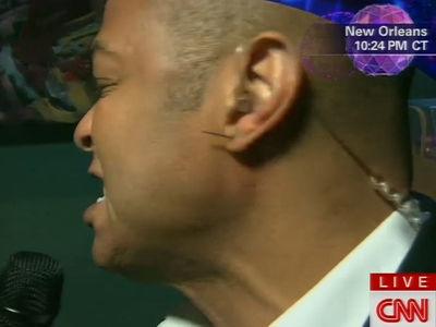 Don Lemon Gets Needled by Ear Piercer on Live NYE Show (VIDEO)