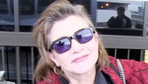 Carrie Fisher's Family Wants to Thank Heroic United Passengers