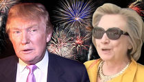 Donald Trump Knew Hillary Would Lose When Fireworks Cancelled
