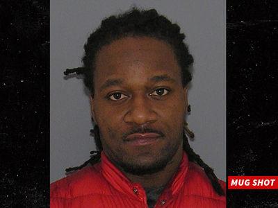 Pacman Jones Arrested ... Allegedly Spit On Jail Staffer (MUG SHOT)