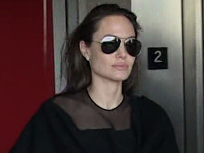 Angelina Jolie Will Seal Custody Case But Claims Brad's the Bad Guy